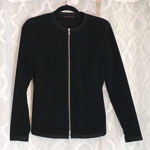 Narciso Rodriguez Wool/Cotton Jacket